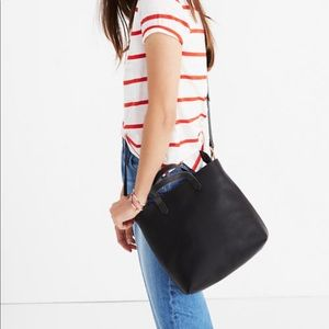 Madewell Bags - Madewell Zip-Top Crossbody